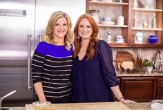 Excited to have my friend The Pioneer Woman - Ree Drummond on the show tomorrow! Tune in at 10:30 am ET!