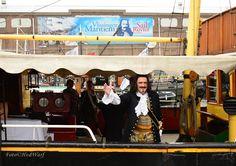 #Sail de Ruyter Vlissingen 2013 #Michiel onder Michiel #Foto©HannekevdWarf