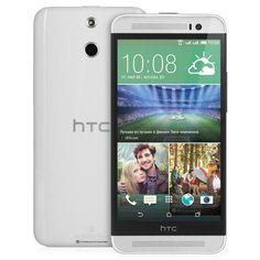 Смартфон HTC One E8 DS white  — 34490 руб. —  Современный эргономичный дизайн выводит линейку смартфонов семейства HTC One на совершенно новый уровень. HTC One (E8) dual sim идеально ложится в ладонь - как его ни возьми. Скругленные углы, безрамочный экран, легкая моноблочная задняя панель. У этого смартфона действительно впечатляющий дизайн.