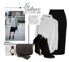 """""""Model Style - Get The Look (Top Set 11 September..thx PV :)))"""" by hattie4palmerstone ❤ liked on Polyvore featuring By Zoé, Olympia Le-Tan, Chloé, Jimmy Choo, Nixon, Gucci, jimmychoo, olympialetan, gucci and chloe"""