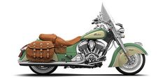 15 Indian® Chief® Vintage