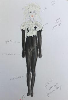 Costume design -Maya Meidar Moran