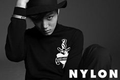 GUY CANDY: EXO's Kai is a super hot cover boy for Nylon magzine