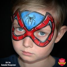 International Face Painting School teaches and certifies students through our innovative online face painting course. Learn to face paint like a pro today! Superhero Face Painting, Face Painting For Boys, Face Painting Tips, Face Painting Designs, Face Paintings, Spiderman Face, Painting Courses, Artsy Fartsy, Body Art