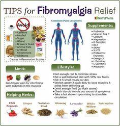 Tips for Fibromyalgia relief