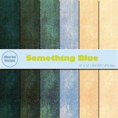 Something Blue Grunge