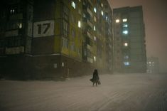 Norilsk Russia the most polluted city on earth.