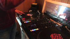 DJ スクラッチ2クリックフレア