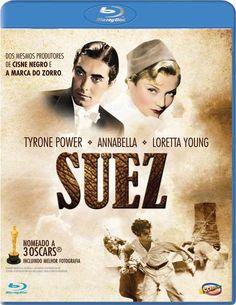SUEZ em Blu-ray na DVD WORLD