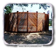 Pool Privacy Ideas privacy screening traditional pool Pool Screen Privacy Wall Southlake Tx In Timarron