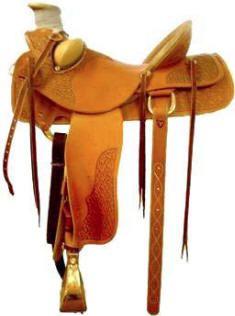Cliff Wade saddle