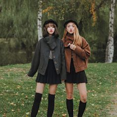 Korean Twin Fashion