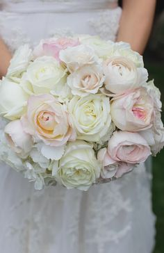 Wedding Bouquet Inspiration - Photo: SMS Photography