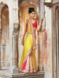 Saree by:ZARI Jaipur