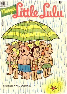 Little Lulu #38 Published August 1951 by Dell/Gold Key