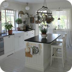 Sommarkök ~ Swedish summer kitchen