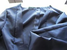 Couture et Tricot: Sewing the lining – Coser o forro do casaco, tany sews and knits, sewing tips, sewing tutorials, dicas de costura, passo-a-passo costura, tutoriel couture, paso a paso coser