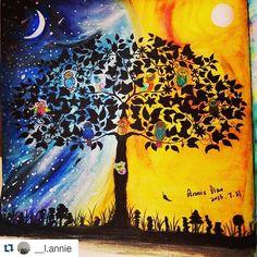 Instagram media desenhoscolorir - Olha só uma versão diferente de uma pintura…