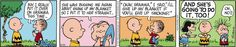 Peanuts Comic Strip, August 25, 2014 on GoComics.com