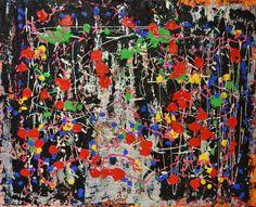 """Ana Perez Grassano """"Un Amour Impossible"""" Oil on canvas 100x81cm 2015"""