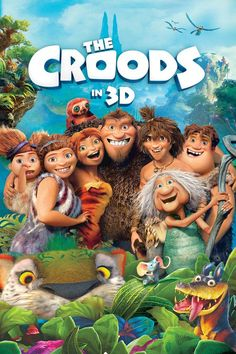 Watch The Croods Full Movie Online