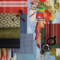 Mood Boards, Textiles, Adventure, Fabric, Blog, Inspiration, Collection, Tejido, Biblical Inspiration