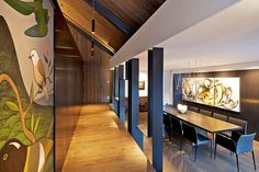 crosson clarke carnachan chin architects / lodge at the hills, arrowtown New Zealand Country, South Island, Mountain View, Villa, Interior Design, Architecture, Luxury, Modern, Furniture