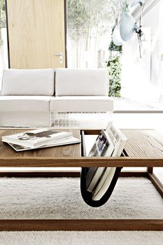 Solid #wood coffee #table Dorsoduro Collection by @varaschinspa | #design Calvi Brambilla