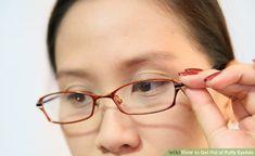 Gehen Sie ohne Kontaktlinsen, wenn Sie können. Swollen Eyelids Remedy, How To Get Rid, Beauty Hacks, Glasses, Pictures, Wearing Glasses, Eye Drops, Soft Towels, Sunscreen