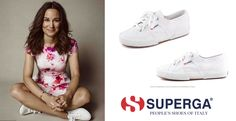 Pippa Middleton. Superga Cotu Classic Laceup Sneaker (£50). Tabitha Webb, Pippa Middleton Style, Cinderella Shoes, Royal Fashion, Keds, Superga Cotu, Charlotte, Lace Up, Royal Style