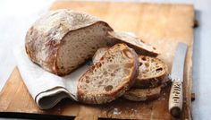 To make this bread you need to use a 'starter' mixture that takes the place of yeast. The starter takes about five days to develop (or you can buy it online), but once you have it you can keep it alive and use it whenever needed.