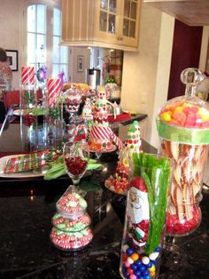 Decorating with Candy