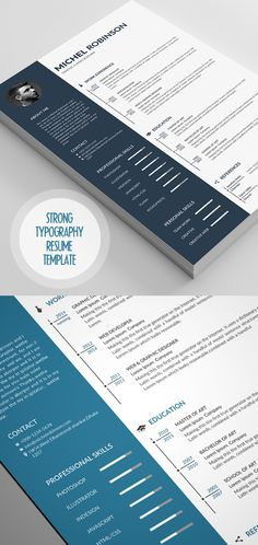 Clean And Simple CV/Resume U0026 Cover Letter