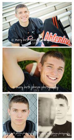 #senior #boy #football #poses   Johnie  Culver Community High School Senior Photography