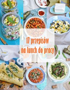Moja smaczna kuchnia: 17 przepisów na lunch do pracy Kitchen Witch, Curry, Food Porn, Lunch Box, Food And Drink, Healthy Recipes, Healthy Food, Dinner, Cooking
