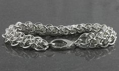 Dragonsteps2 | Chainmaille- 925maille