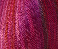 A shaded twill is a very simple way to add depth and interest to the simplest threading, and you can build upon the basics to weave all sorts of creative designs. Learn how to weave a shaded twill right here!