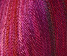 Shaded Twill Weaving Tutorial on Craftsy