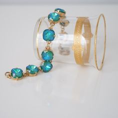 La Vie Parisienne Mermaid Bracelet