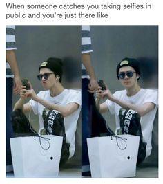Sehun you are a treasure Kaisoo, Chanbaek, Exo Ot12, Chanyeol, Kyungsoo, Funny Kpop Memes, Exo Memes, Bts And Exo, Exo K