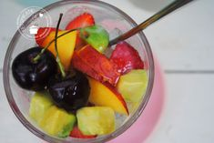 Es Chinese Fruit, Indonesian Food, Paleo Diet, Fruit Salad, Asian Recipes, Vers Fruit, Slow Cooker, Food And Drink, Cooking