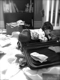 Sanity Travel Tips - Toddler Airplane Survival #traveltipsideas