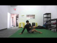 6-minute warmup, self myofascial release  and dynamic mobility warmup