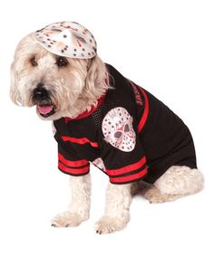 Look at this #zulilyfind! Jason Dog Costume #zulilyfinds
