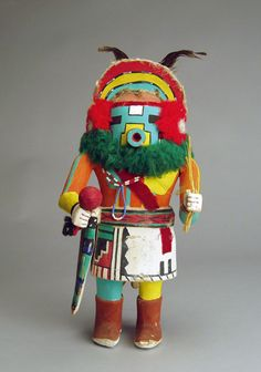 Hopi Kachina Dolls (Antique) http://elmoreindianart.com/Detailed/1165.html
