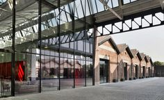 The Caproni aeronautical factory complex has been restored, renovated and refreshed by Piuarch to create the Gucci Hub, a new Milanese home for the brand. Combining contemporary architecture with the original factory buildings – which date back to 1915...
