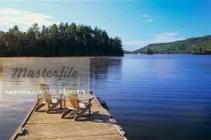 muskoka chair and dock photos - Google Search