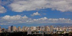 https://flic.kr/p/oRdAtw | Honolulu Skyline