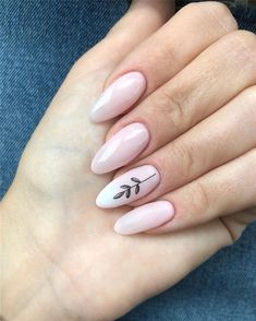 Fall Leaf Nail Art Designs - Fall leaves on nails right now are super-trendy. We searching for 150 best examples. Be ready to get inspiration! Long Gel Nails, Gel Nail Designs, Nails Design, Nail Effects, Hot Nails, Beautiful Nail Designs, Artificial Nails, Creative Nails, Perfect Nails