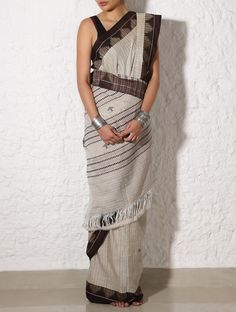 Orissa Kotpad Cotton-Silk Saree